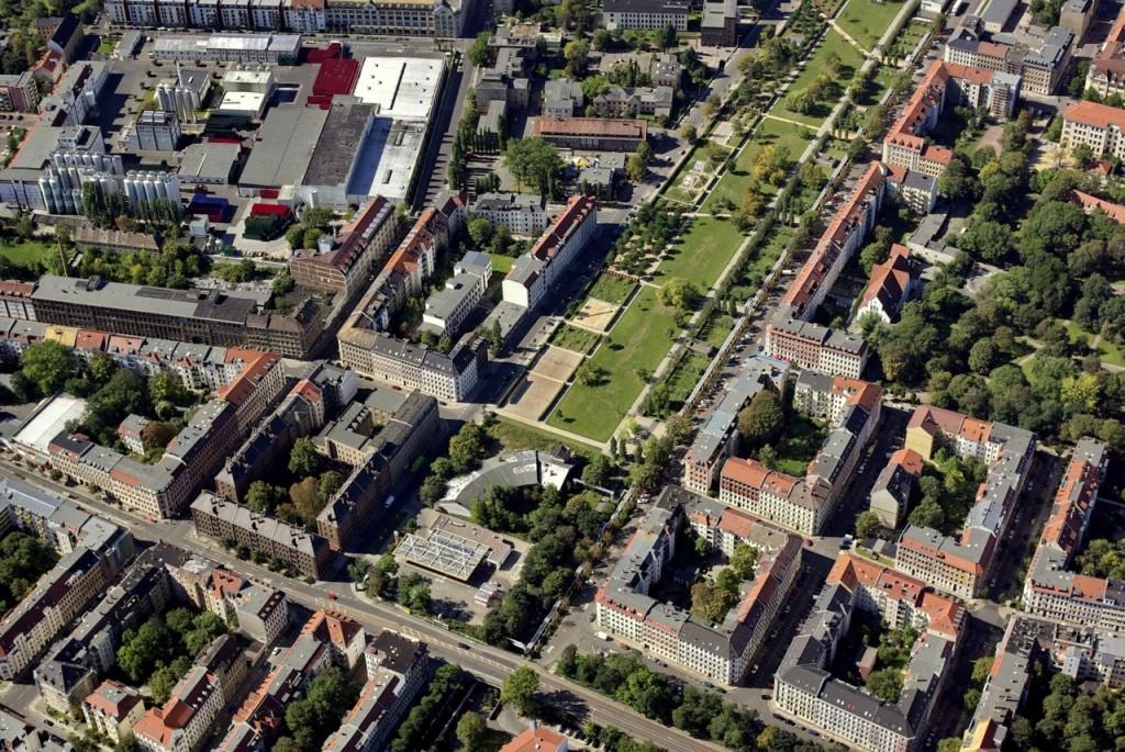 Salomonstiftung Leipzig-Reudnitz